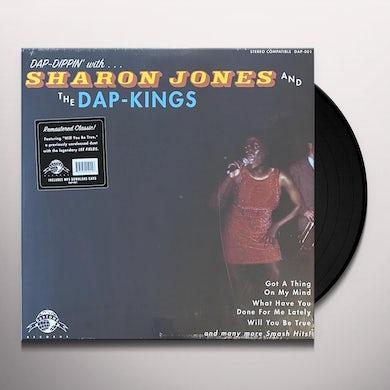 Sharon Jones & The Dap-Kings DAP-DIPPIN Vinyl Record