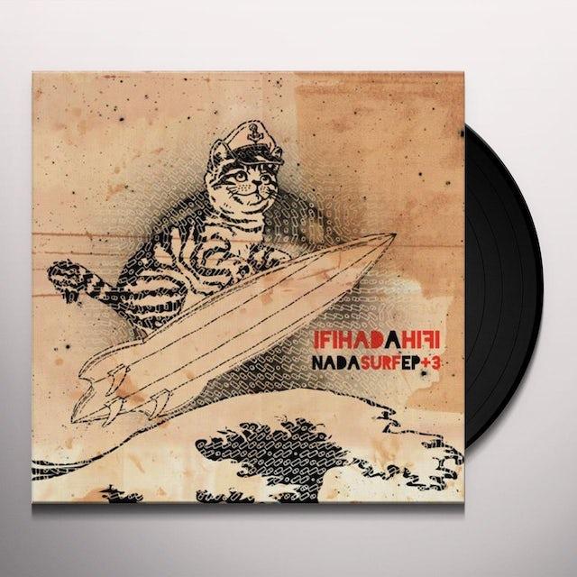 Ifihadahifi NADA SURF + 3 Vinyl Record