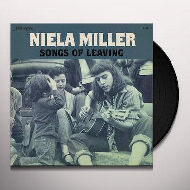 Niela Miller SONGS OF LEAVING Vinyl Record