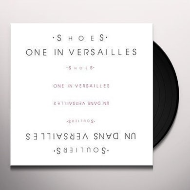 Shoes ONE IN VERSAILLES Vinyl Record
