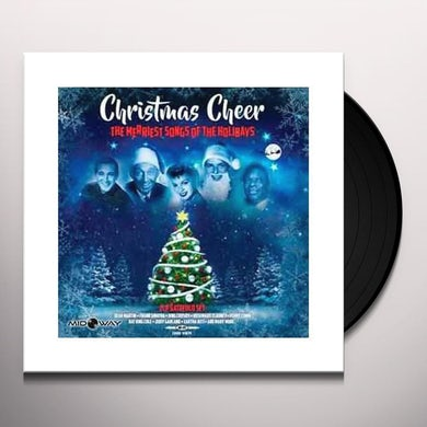 Christmas Cheer: Merriest Songs Of The Holidays Vinyl Record
