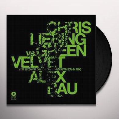 Chris Liebing Auf Und Ab Und Kinda High/Arctica Vinyl Record