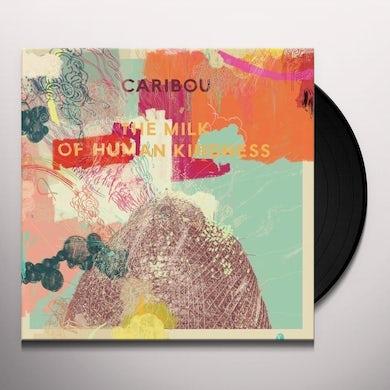 Caribou MILK OF HUMAN KINDNESS Vinyl Record