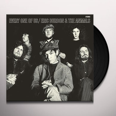 Eric Burdon / The Animals EVERY ONE OF US Vinyl Record