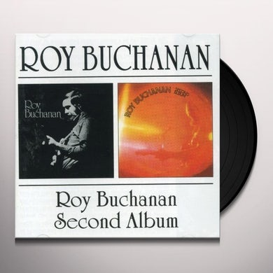 Roy Buchanan SECOND ALBUM Vinyl Record