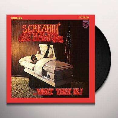 Screamin Jay Hawkins WHAT IT IS! Vinyl Record