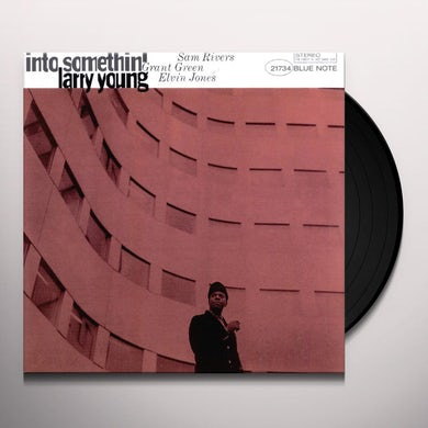 Larry Young INTO SOMETHIN Vinyl Record