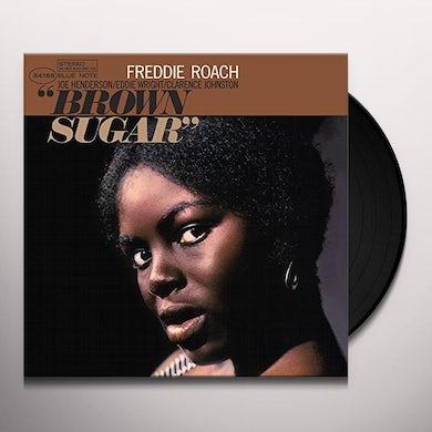 Freddie Roach BROWN SUGAR Vinyl Record