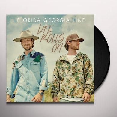 LIFE ROLLS ON Vinyl Record