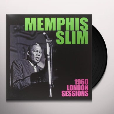 Slim Memphis  1960 LONDON SESSIONS Vinyl Record