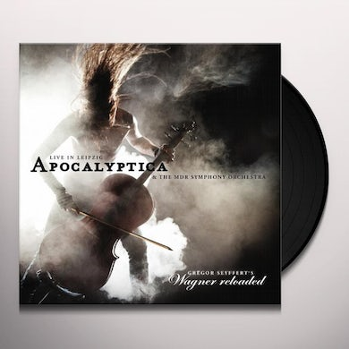 Apocalyptica WAGNER RELOADED - LIVE IN LEIPZIG Vinyl Record