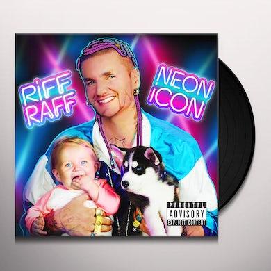 Riff Raff  NEON ICON Vinyl Record - Digital Download Included