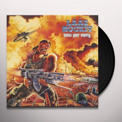 KNOW YOUR ENEMY Vinyl Record