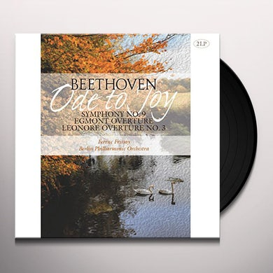 SYMPHONY 9 / EGMONT OVERTURE / LEONORE OVERTURE 3 Vinyl Record