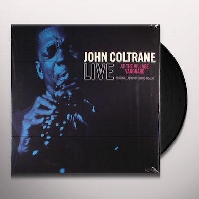John Coltrane  LIVE AT THE VILLAGE VANGUARD Vinyl Record
