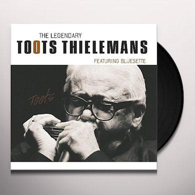 LEGENDARY TOOTS THIELEMANS FEATURING BLUESETTE Vinyl Record