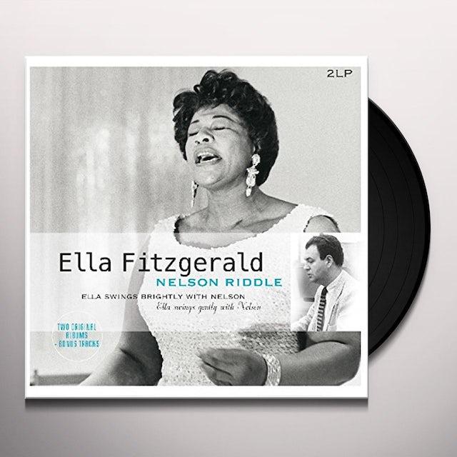 Ella Fitzgerald / Nelson Riddle