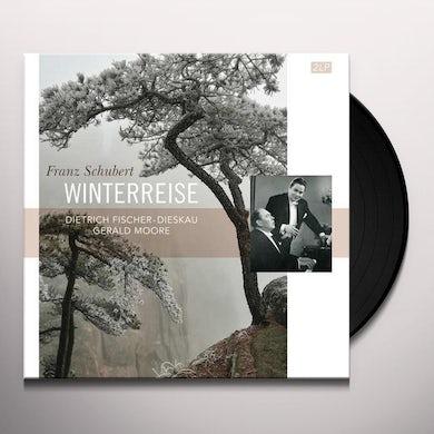 SCHUBERT: WINTERREISE / DIETRICH FISCHER DIESKAU Vinyl Record