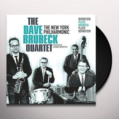 Dave Brubeck / New York Philharmonic BERNSTEIN PLAYS BRUBECK PLAYS BERNSTEIN Vinyl Record
