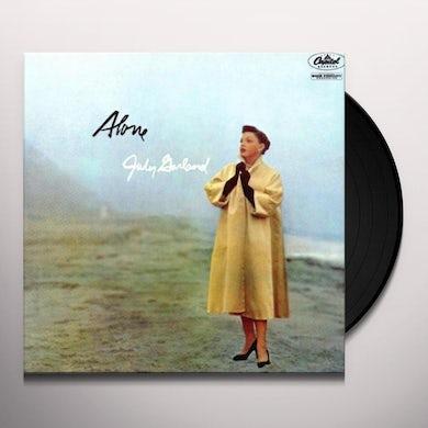 Judy Garland ALONE Vinyl Record