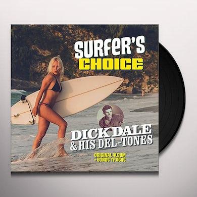 TONES SURFER'S CHOICE Vinyl Record