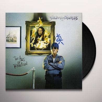 Suicidal Tendencies ART OF REBELLION Vinyl Record