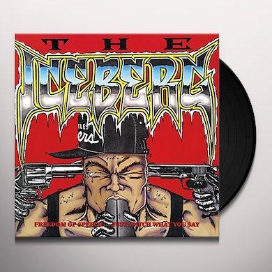 ICE-T ICEBERG / FREEDOM OF SPEECH Vinyl Record