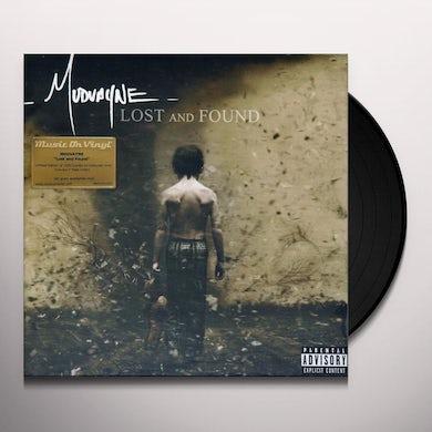 Mudvayne LOST & FOUND Vinyl Record