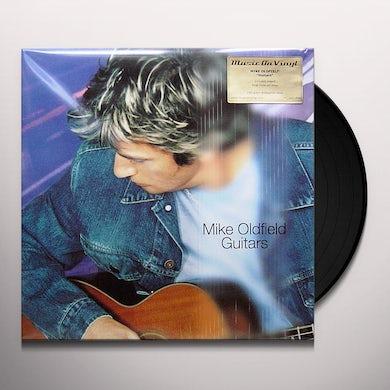Mike Oldfield GUITARS Vinyl Record