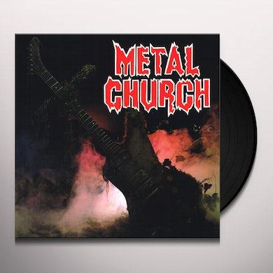 METAL CHURCH Vinyl Record