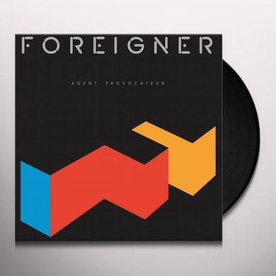 Foreigner AGENT PROVOCATEUR Vinyl Record