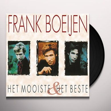 Frank Boeijen HET MOOISTE EN HET BESTE Vinyl Record