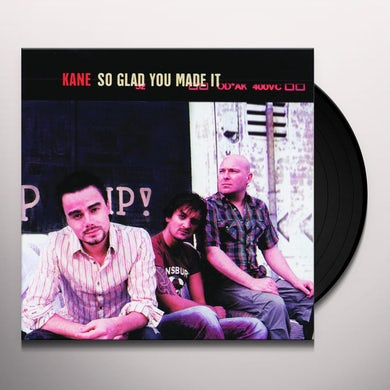 SO GLAD YOU MADE IT Vinyl Record