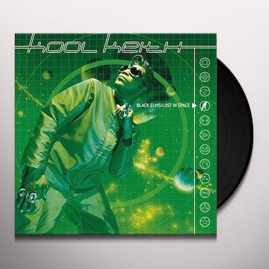 BLACK ELVIS / LOST IN SPACE Vinyl Record
