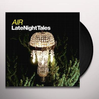 Air LATE NIGHT TALES Vinyl Record