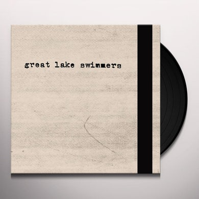 Great Lake Swimmers Vinyl Record