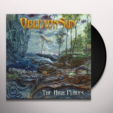 Oblivion Sun HIGH PLACES Vinyl Record