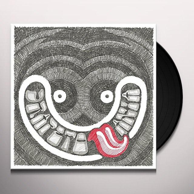 Green Seed DRAPETOMANIA Vinyl Record