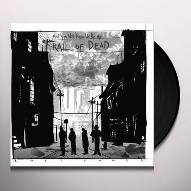 ...And You Will Know Us by the Trail of Dead LOST SONGS Vinyl Record