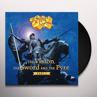 VISION SWORD & PRYE: PART 1 Vinyl Record