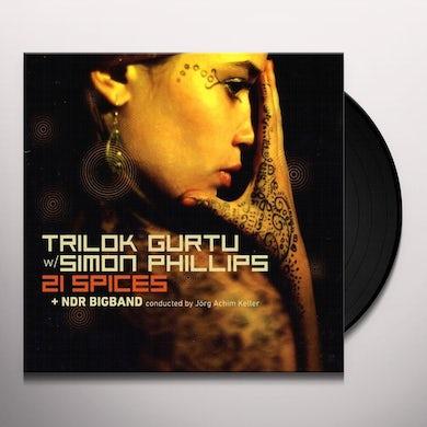 21 SPICES Vinyl Record