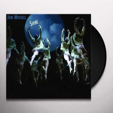 Joni Mitchell SHINE Vinyl Record