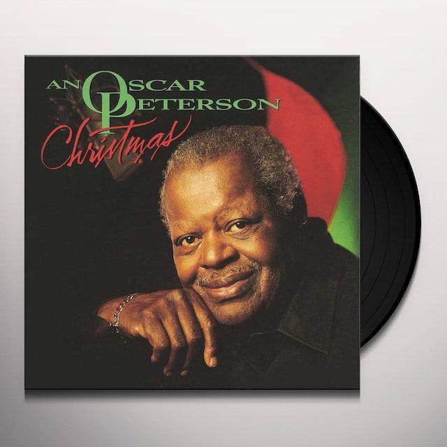 AN OSCAR PETERSON CHRISTMAS Vinyl Record