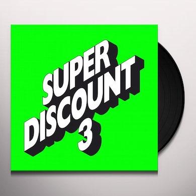 SUPER DISCOUNT 3 Vinyl Record