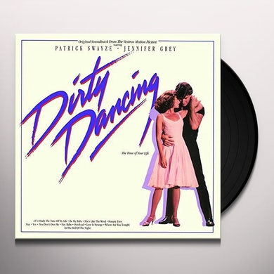 DIRTY DANCING / Original Soundtrack Vinyl Record
