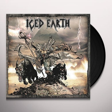 Iced Earth SOMETHING WICKED THIS WAY COMES Vinyl Record