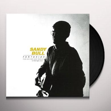Sandy Bull FANTASIAS FOR GUITAR & BANJO Vinyl Record
