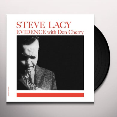 Steve Lacy / Don Cherry EVIDENCE Vinyl Record