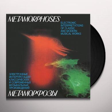 Edward Artemiev / Yuri Bogdanov METAMORPHOSES: ELECTRONIC INTERPRETATIONS OF Vinyl Record