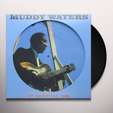 Muddy Waters AT NEWPORT Vinyl Record